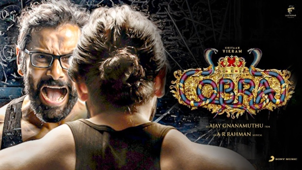 Cobra Teaser To Be Released On This Date!