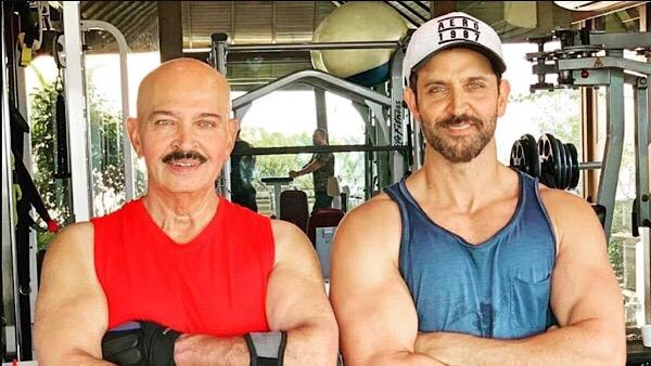 Hrithik Roshan Says Coronavirus Should Be Scared Of Dad Rakesh Roshan; Posts Latter's Workout Video