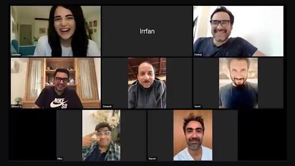 Irrfan And Team Watch Angrezi Medium Online