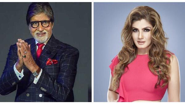 Big B, Raveena And Others Wish Fans A Happy Baisakhi