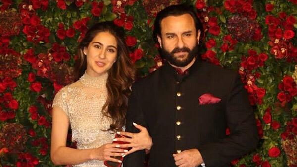 Saif Ali Khan Says There Was No Need To Hold Sara Ali Khan's Hand Through Love Aaj Kal Failure