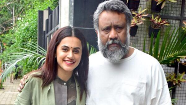 Taapsee Pannu Takes A Dig At Anubhav Sinha; Asks What Happened Between 'Ra.One' And 'Mulk'
