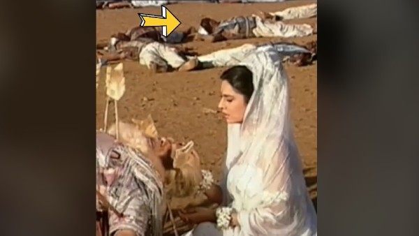Mahabharat After Cooler Netizens Spot A Dead Man Coming Back To Life In A Scene Filmibeat