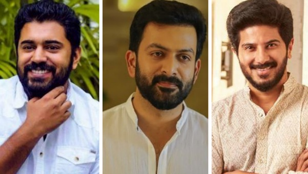 Eid 2020 Mollywood Celebrities Prithviraj Dulquer Salmaan Nivin Pauly And Others Wish Fans