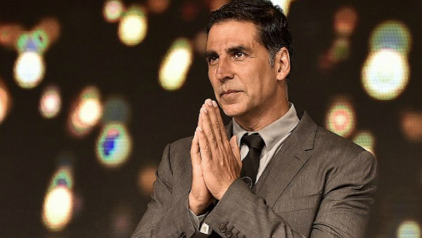 Exclusive: Akshay Transfers Rs 45 Lakh To Needy Actors