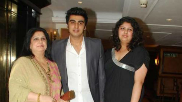 Arjun Kapoor On His Mother Mona Kapoor's Demise: It Hurts And Haunts Me Everyday