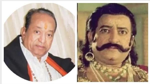 ALSO READ: Ramayan's Raavan Aka Arvind Trivedi Becomes Victim Of Death Hoax!