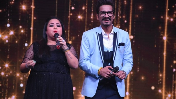 When Bharti Singhs Husband Haarsh Limbachiyaa Was Considered Unlucky!