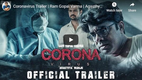 Coronavirus Trailer Out!