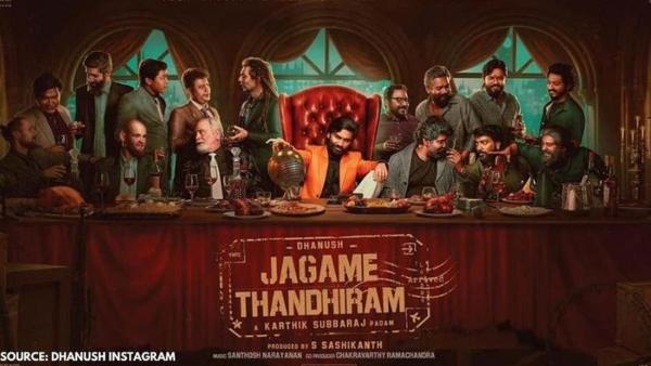 Jagame Thandhiram: The Dhanush-Karthik Subbaraj Project To Release After 'Jagam Heals</a><br><a href=