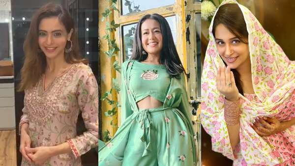 Telly Stars Wish Fans Eid Mubarak