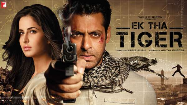 Ek Tha Tiger- Youtube