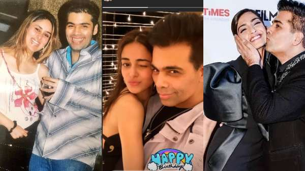 B-Town Celebrities Pour In Birthday Wishes For Karan Johar