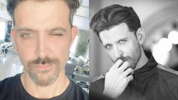 Hrithik Roshan's New Health Mantra Is Fasting For 23 Hours; Shares New Look With Fans