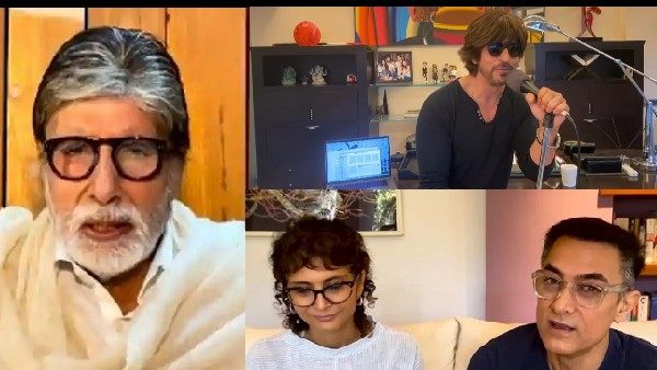 I For India Concert Highlights: Shah Rukh, Aamir, Hrithik Turn Singers, Big B Remembers Rishi Kapoor