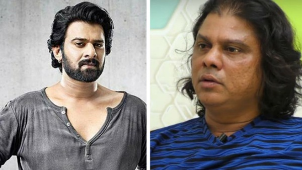 Prabhas Was Scared Of THIS Person During The Initial Days Of His Career?