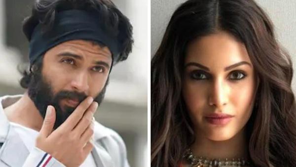Amyra Dastur Admits Having A Huge Crush On Vijay Deverakonda!