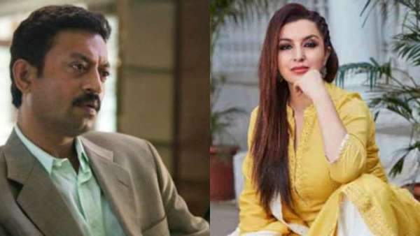 Tisca Chopra Says That Irrfan Khan Stopped Her From Quitting In The Struggling Days