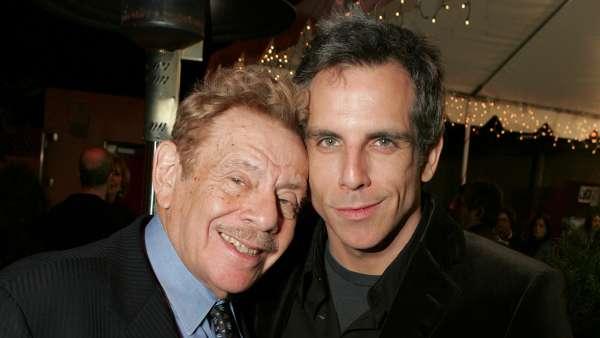 Jerry Stiller, 'Seinfeld' Actor And Ben Stiller's Father, Dies At 92