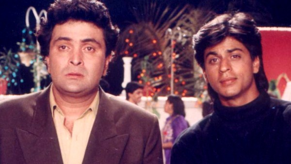 Shah Rukh Khan Says He Will Miss Rishi Kapoor's Gentle Pat: His Ashirwaad Made Me Who I Am Today