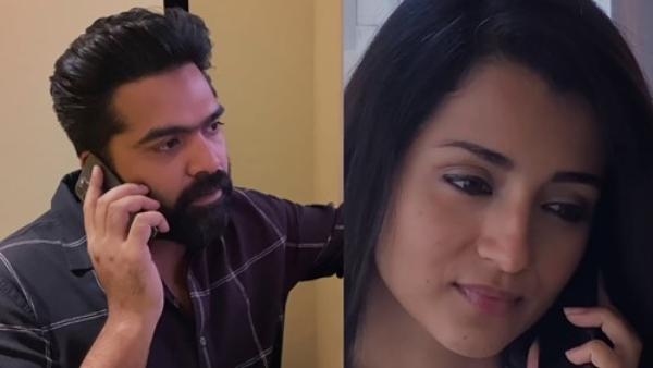 Karthik Dial Seytha Yenn Review: Simbu & Trisha Are Brilliant In This Gautham Menon Short Film!