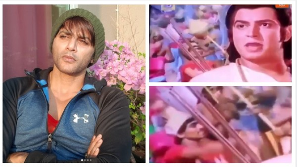 Also Read: Ramayan: Netizens Slam Karanvir Bohra For Sharing Fight Scene In Which An Actor Was Spotted Dancing