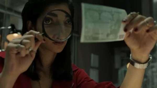 Alba Flores In Money Heist