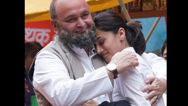 When Taapsee Pannu Condoled Rishi Kapoor's Demise