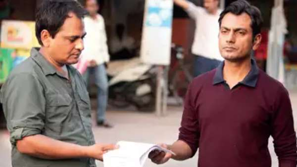 Nawazuddin With Brother Shamas