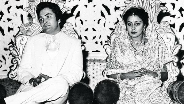 Throwback To 1980: Rishi Kapoor-Neetu Singh's Wedding Reception Photos & Invitation Card Go Viral