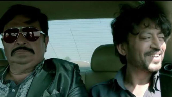 When Irrfan Khan Bribed Rishi Kapoor With 'Chicken & Alcohol' For This Reason!