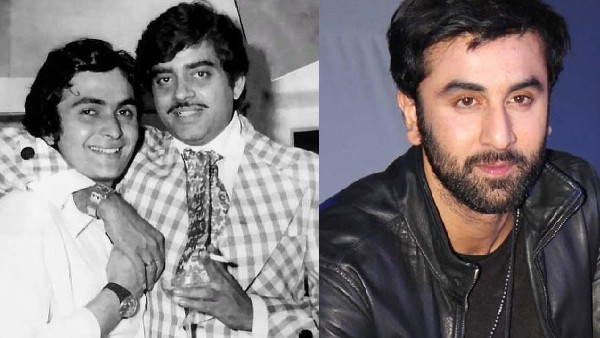 Shatrughan Sinha Reveals Why Ranbir Kapoor Cannot Be Compared To His Late Father Rishi Kapoor