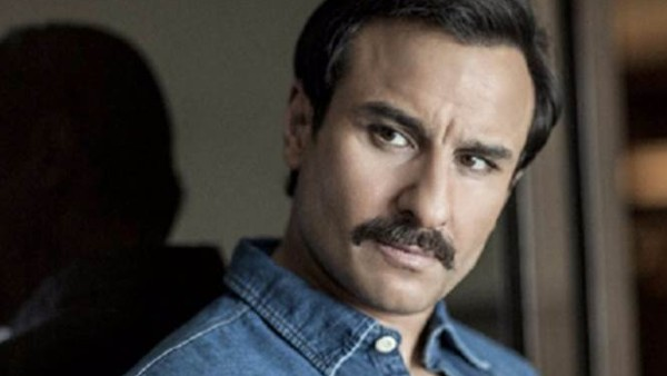 The Director Threw Saif Out Of The Film Because He Wasn't Showing Enough Interest