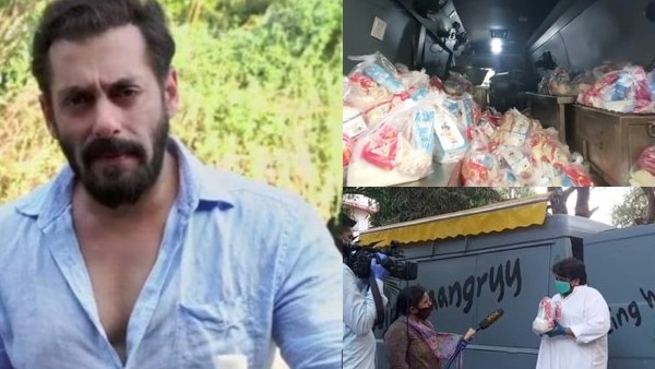 Salman Khan Makes Eid Special For 5000 Underprivileged Families With This Sweet Gesture!
