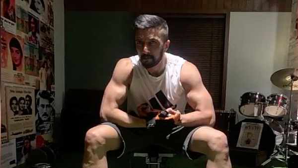 Sudeep Opens Up About His Physical Transformation And Daily Routine Under COVID-19 Lockdown