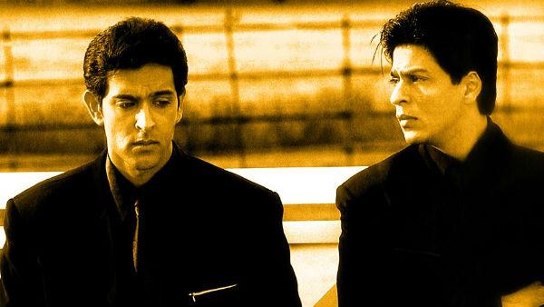 Was Shah Rukh Khan INSECURE Of Hrithik Roshan On The Sets Of Kabhi Khushi Kabhie Gham?
