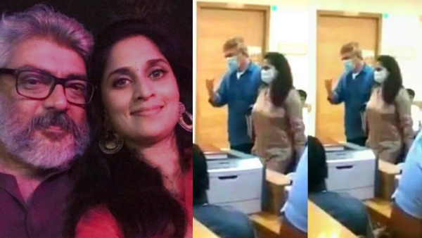 Thala Ajith's Hospital Visit With Wife Shalini: Reason Revealed!