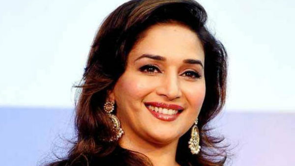 Madhuri Dixit's Sons Tell Her If Her Work Is Cheesy