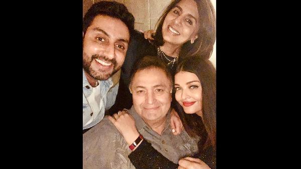 Rishi Kapoor's Death: Aishwarya Rai Bachchan Reacts To His Sudden Demise; Says She Is Heartbroken