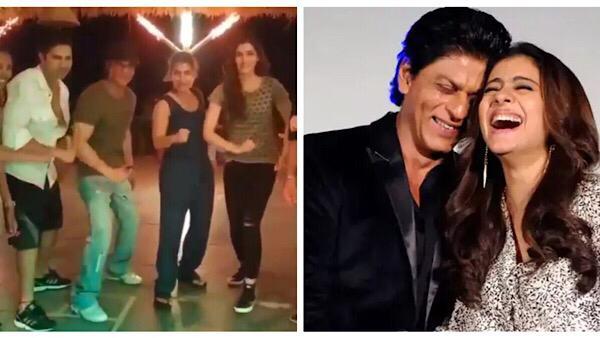 Also Read : VIRAL VIDEO: Shah Rukh Khan And Kajol Groove To Salman Khan's Prem Ratan Dhan Payo Song