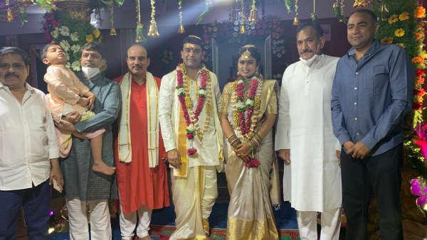 Dil Raju On His Wedding
