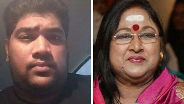 Actress Vanisri's Son Abhinaya Venkatesha Karthik Passes Away