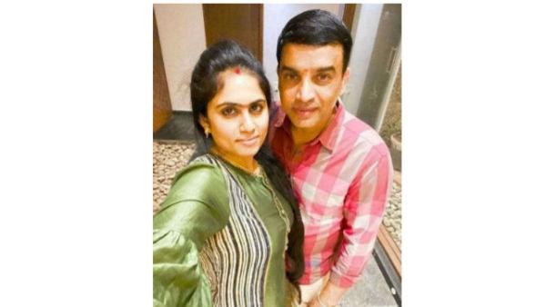 Dil Raju's Selfie With Tejaswini