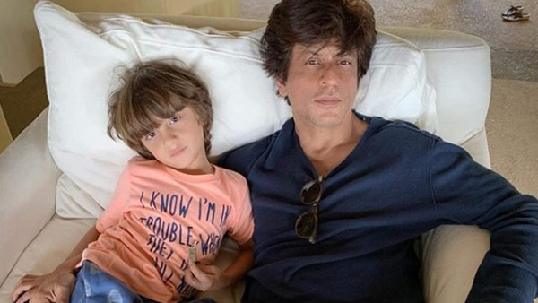 5 Candid Revelations Made By SRK About B'day Boy AbRam!