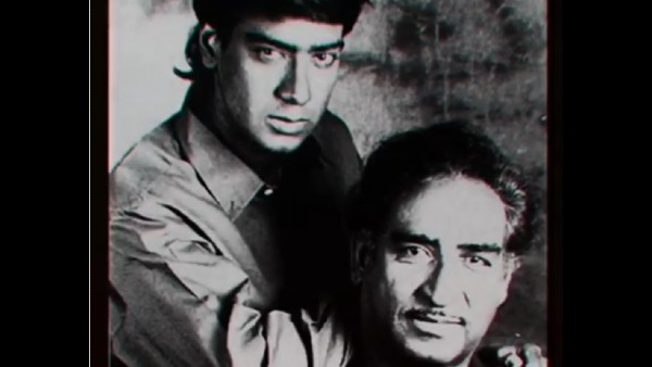 Ajay Pens Emotional Note On Dad Veeru's Death Anniversary