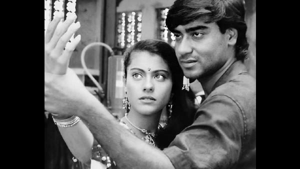 Ajay Devgn Pull's Wife Kajol's Leg: 'Feels Like It's Been 22 Years Since The Lockdown Began'