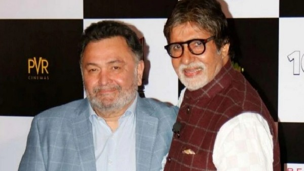 Amitabh Bachchan Shares His Early Memories Of Rishi Kapoor