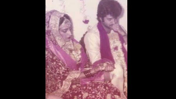 Anil Kapoor Had No Qualms About Having A Simple Wedding
