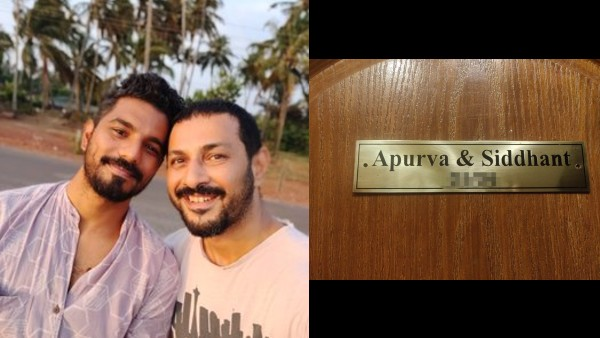 Writer Apurva Asrani And His Partner Pretended To Be Cousins For 13 Years To Rent A House Together!