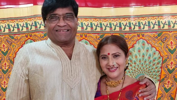 Also Read : Ashok Saraf And Wife Nivedita Joshi Thank Mumbai Police With Aamras-Puri Treat!